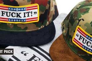 This HUF Pack is a Patriotic and Provocative Mini Collection