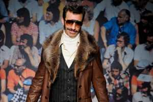 The Trussardi Fall/Winter 2012 Collection is '70s-Inspired