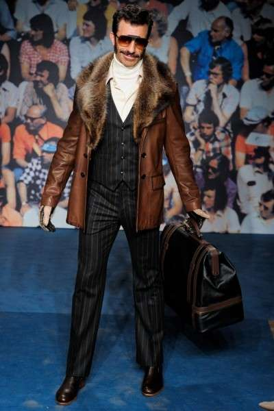 Trussardi Fall/Winter 2012