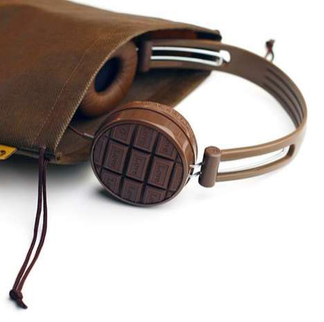 sound like chocolate headphones