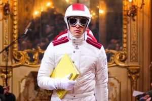 The Moncler Gamme Bleu Fall/Winter 2012 Collection is Sensationally Sporty