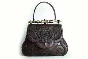 The Leonardo Da Vinci Handbag by Gherardini