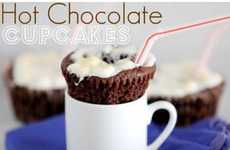 10 Beverage-Inspired Cupcakes