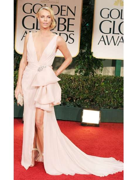 2012 golden globes red carpet