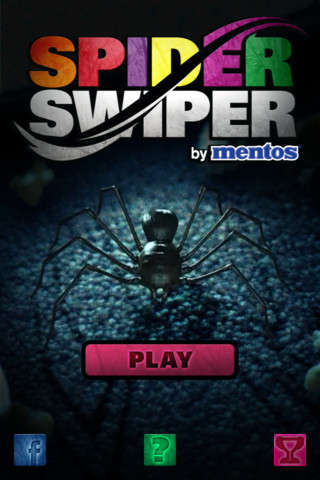 mentos spider swiper