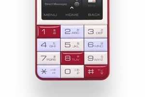 INFOBAR C01 Gives Japan a Vibrant Android Mobile