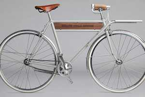 The Shape Field Bike is Stylish and Sleek
