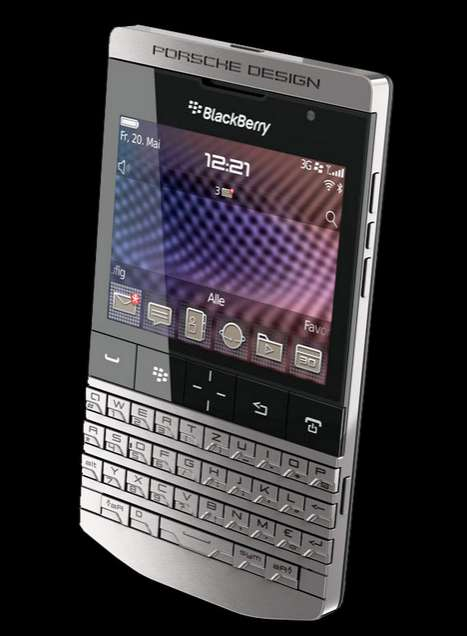 porsche and blackberry p