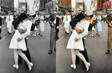 These Historic Color Photos Get an Outstanding Makeover
