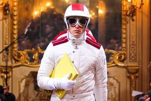 Moncler Gamme Bleu Fall/Winter 2012 Goes to the Grand Prix