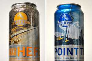The Golden Road Brewing Branding Makes You Long for California