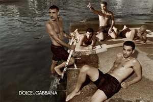 Dolce & Gabbana Spring/Summer 2012 Campaign is Nostalgic