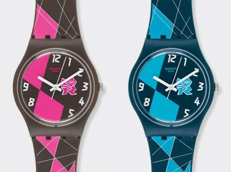 Swatch Originals 'Olympic Games' Collection
