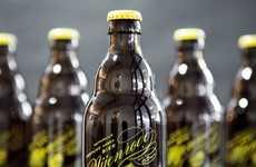 Curvaceous Beer Branding