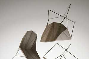 The Tisa Set by Branko Matic is Decorated with Triangles