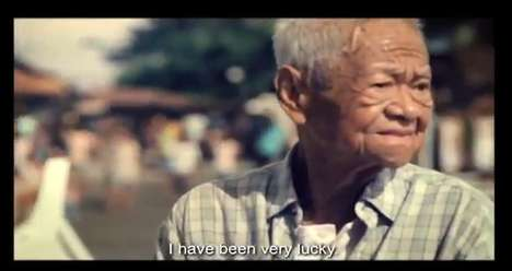 100-Year-Old Man Shares the Secret to Happiness