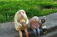 Melancholic Mini Figurines