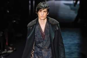 Gucci Fall Runway Show at Milan Men's Fashion Week 2012