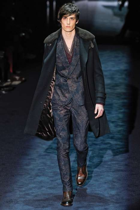 Gucci Menswear Fall 2012