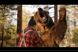 New McDonald's Timber Vs Farmer Campaign Competes for Supremacy