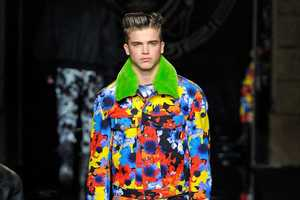 The Versace Fall/Winter 2012 Collection is Blossoming With Style