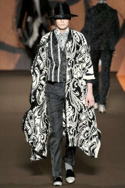 Etro Fall/Winter 2012 menswear