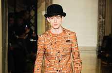 Brave Brick-Laid Menswear