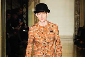 The Moschino Fall/Winter 2012 Collection is Inspired by Street Culture