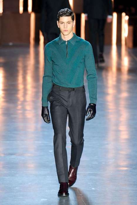 Z Zegna Fall Winter 2012 Menswear