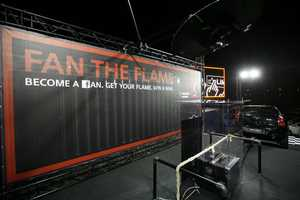 MINI Belux 'Fan the Flame' Advertising Campaign