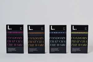 The L Condoms Boxes Highlights the Company's Fight Against AIDS
