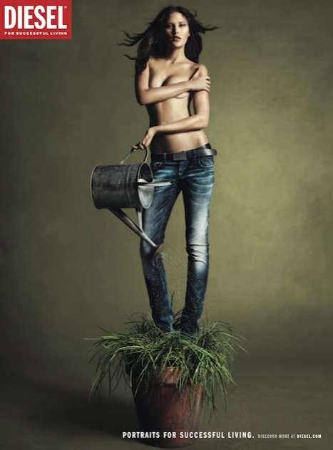 diesel portraits for successful living