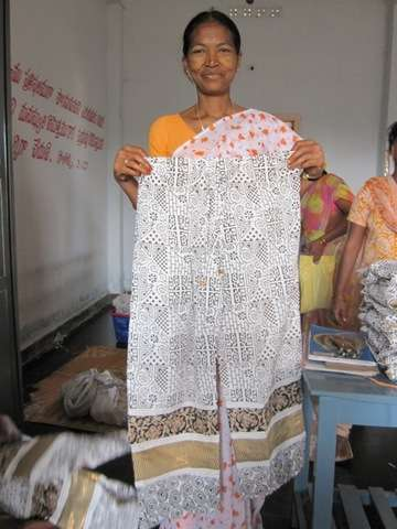 Punjammies by Women Who Have Escaped Prostitution in India