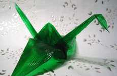 Japanese Gelatin Art - Creative JELL-O Origami by My Jello Americans