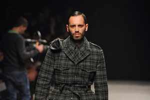 Umit Benan Men's Autumn / Winter 2012 Collection
