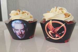 These Hunger Games Cupcake Sleeves Celebrate the Upcoming Film
