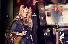Hippie-Chic Country Starlets