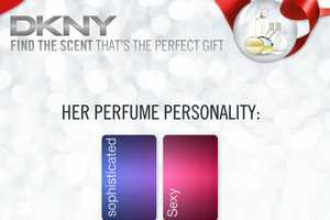 DKNY Scent Finder Helps You Find the Perfect Perfume
