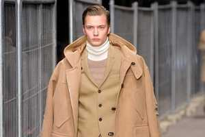 Neil Barrett Fall 2012 Show Debuted at Milan Fashion Week