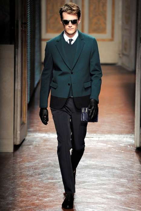 Valentino Man FW 2012
