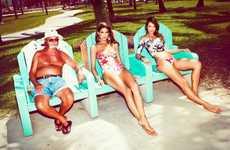 Eccentric Beachwear Catalogs