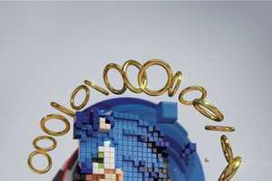 Sonic Celebrates His 20th Anniversary in Commemorative Prints
