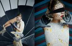 Surreal Fashion Photomontages