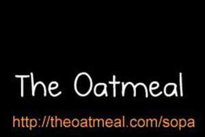 Founder of TheOatmeal.com Matthew Inman Creates the SOPA/PIPA GIF