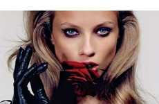 26 Authentic Anna Selezneva Editorials