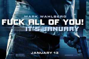 These 'F**k You! It's January' Posters Poke Fun at Movie Releases
