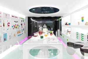 The Cioccolato Boutique by Savvy Studio is a Adorably Sweet
