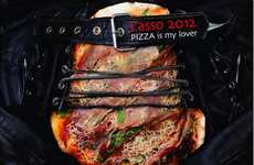 The L'asso 2012 Pizza Calendar is for Junk Food Lovers