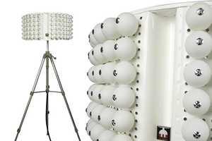 The To Martins REWASHLAMP Illuminates an Old Appliance