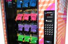 Undergarment Vending Machines - Undz Provides Easy Buying for Men's Skivvies